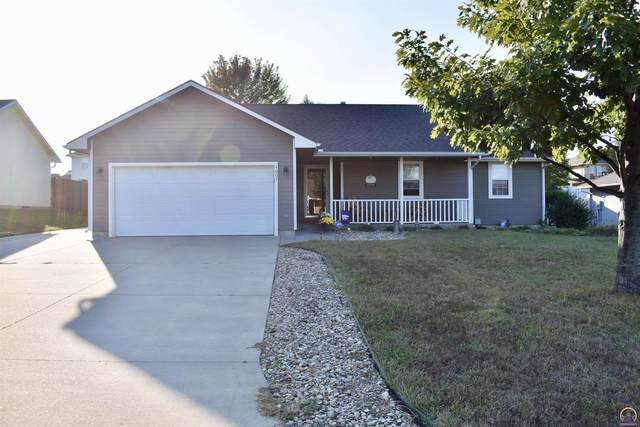 4007 NW Fielding Ter, Topeka, KS 66618 (MLS #221200) :: Stone & Story Real Estate Group