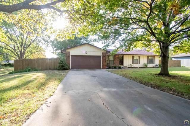 2651 SE Eveningtide Way, Topeka, KS 66605 (MLS #221301) :: Stone & Story Real Estate Group