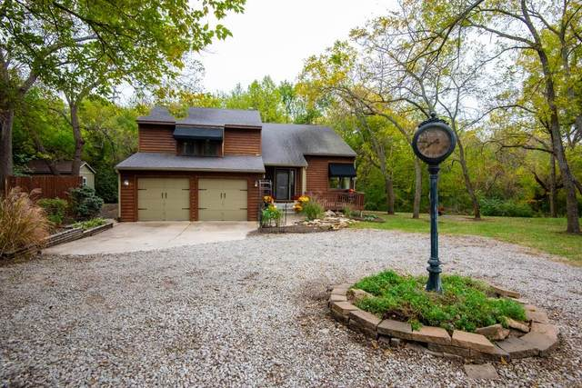2610 SW Urish Rd, Topeka, KS 66614 (MLS #221374) :: Stone & Story Real Estate Group