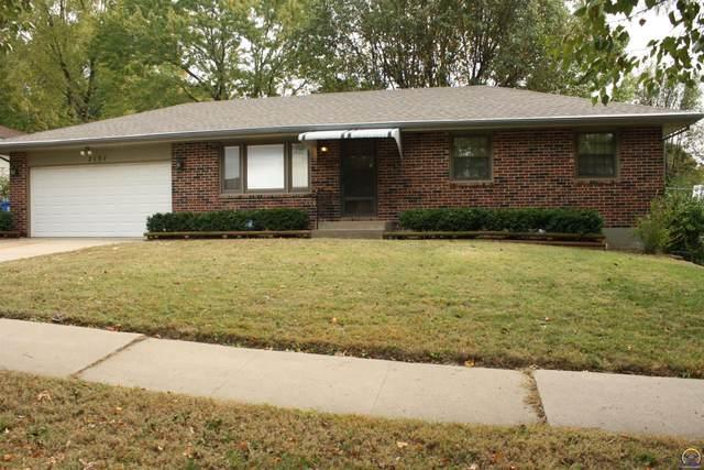 2137 SE 36th St, Topeka, KS 66605 (MLS #221384) :: Stone & Story Real Estate Group