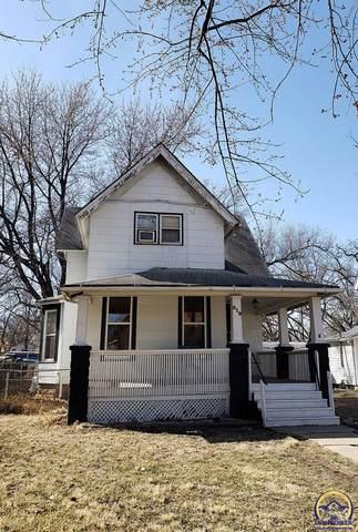 619 SE California Ave, Topeka, KS 66607 (MLS #217270) :: Stone & Story Real Estate Group