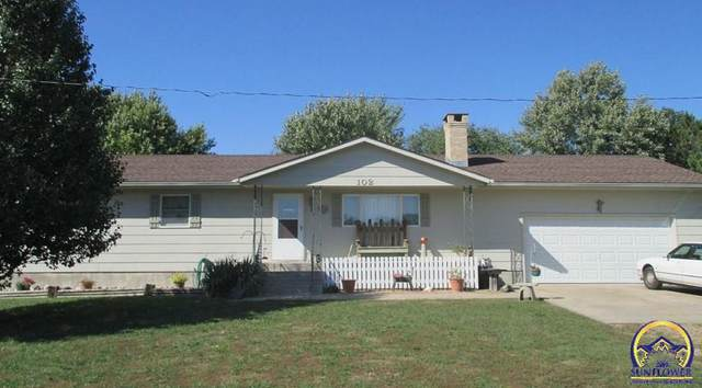 102 First St, Americus, KS 66835 (MLS #217970) :: Stone & Story Real Estate Group