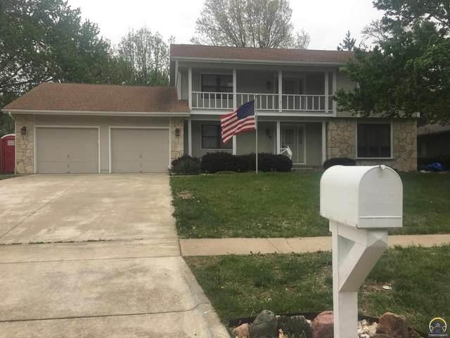 724 SW Prairie Ct, Topeka, KS 66606 (MLS #218171) :: Stone & Story Real Estate Group