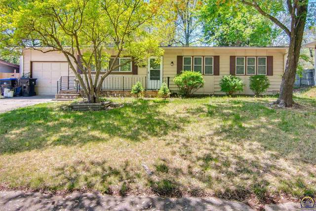5625 SW 18th St, Topeka, KS 66604 (MLS #218297) :: Stone & Story Real Estate Group