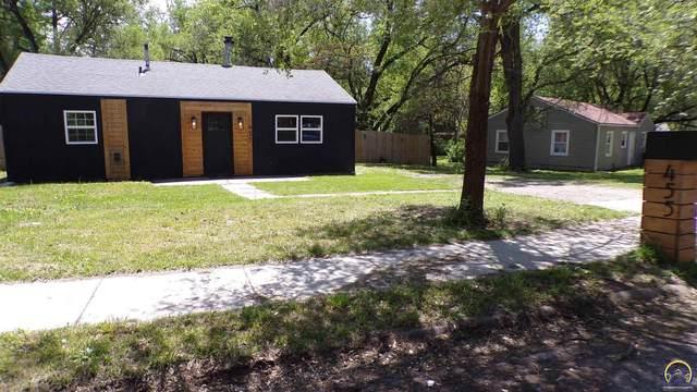 455 SE 33rd Ter, Topeka, KS 66605 (MLS #218303) :: Stone & Story Real Estate Group