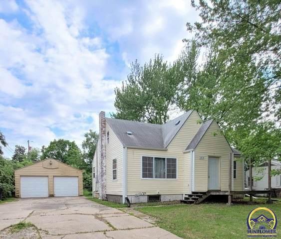 1815 SE Morrison St, Topeka, KS 66605 (MLS #218514) :: Stone & Story Real Estate Group
