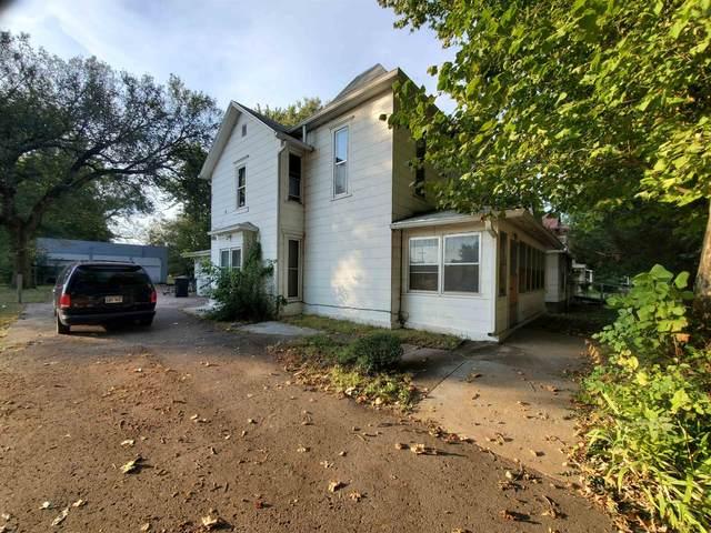 919 NW Van Buren St, Topeka, KS 66608 (MLS #221129) :: Stone & Story Real Estate Group