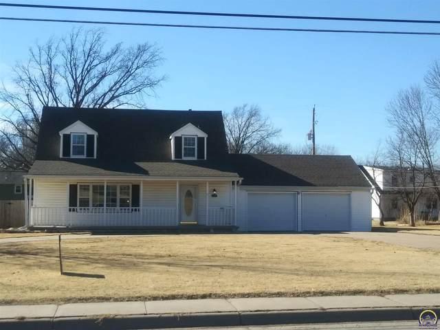 1811 Prairie Ave, Emporia, KS 66801 (MLS #217017) :: Stone & Story Real Estate Group