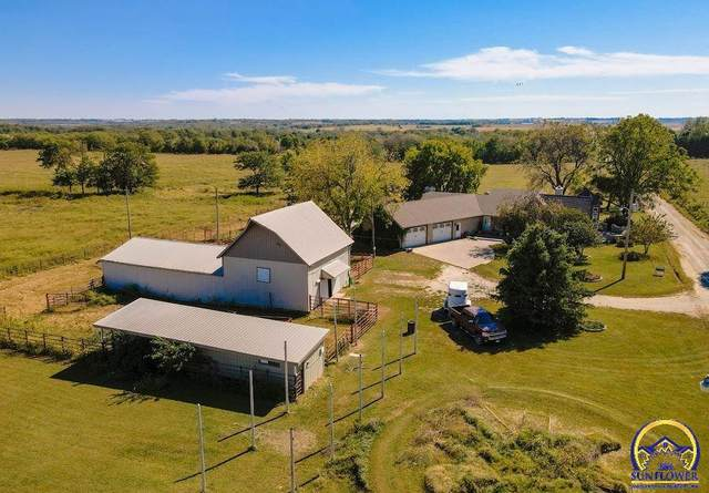 764 E 1 Rd, Overbrook, KS 66524 (MLS #220509) :: Stone & Story Real Estate Group