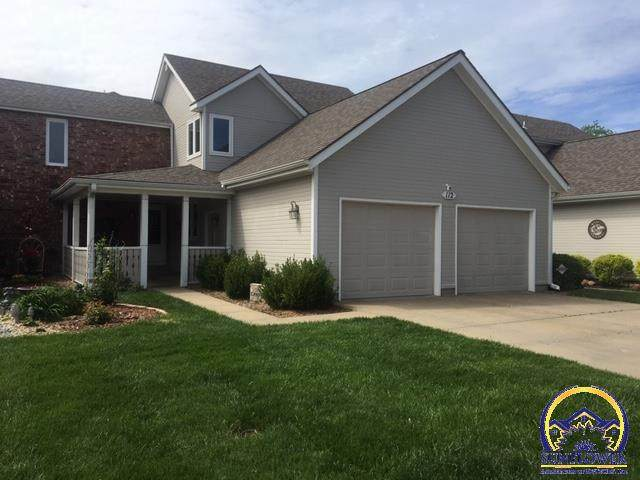 3101 SW Wanamaker Dr, Topeka, KS 66614 (MLS #218315) :: Stone & Story Real Estate Group