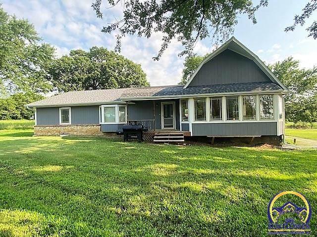 10298 W 149th St, Burlingame, KS 66413 (MLS #219751) :: Stone & Story Real Estate Group