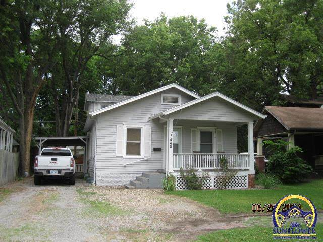 440 NW The Drive, Topeka, KS 66606 (MLS #220950) :: Stone & Story Real Estate Group