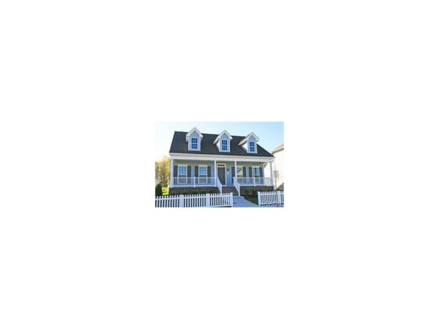 309 Carlton Drive Lot 63, Milton, DE 19968 (MLS #710206) :: The Don Williams Real Estate Experts