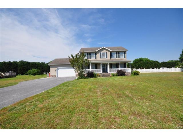 24540 Cedar Lane, Georgetown, DE 19947 (MLS #710850) :: The Don Williams Real Estate Experts