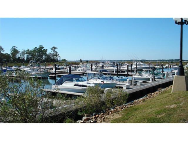 Slip F-12 33144 Colony Drive F-12, Dagsboro, DE 19939 (MLS #715400) :: The Don Williams Real Estate Experts