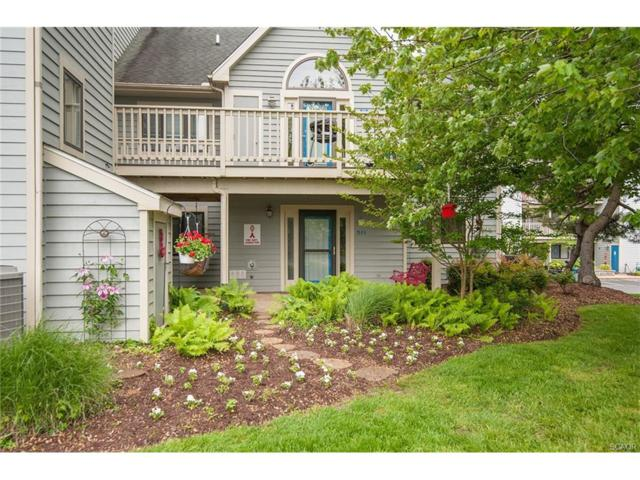 20796 East Drive #511, Rehoboth Beach, DE 19971 (MLS #720394) :: RE/MAX Coast and Country
