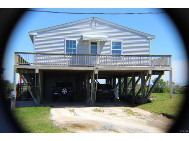 24397 Bay Avenue, Slaughter Beach, DE 19963 (MLS #720417) :: Atlantic Shores Realty