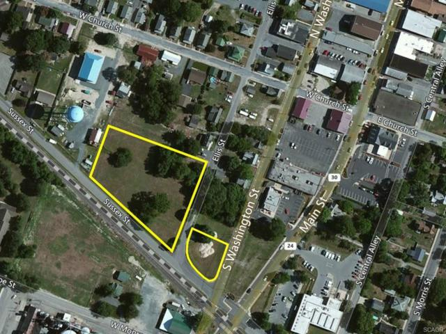121 Ellis Street, Millsboro, DE 19966 (MLS #722024) :: The Don Williams Real Estate Experts