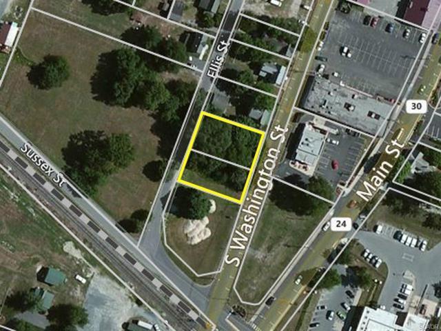 129 & 133 South Washington Street, Millsboro, DE 19966 (MLS #722044) :: The Don Williams Real Estate Experts