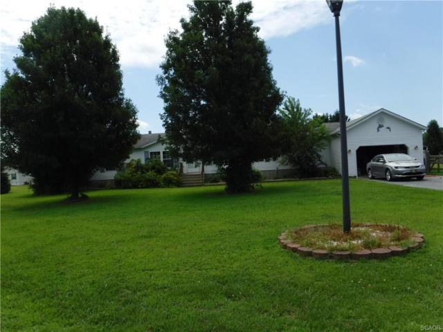 7 Arrowhead, Millsboro, DE 19966 (MLS #722101) :: Barrows and Associates