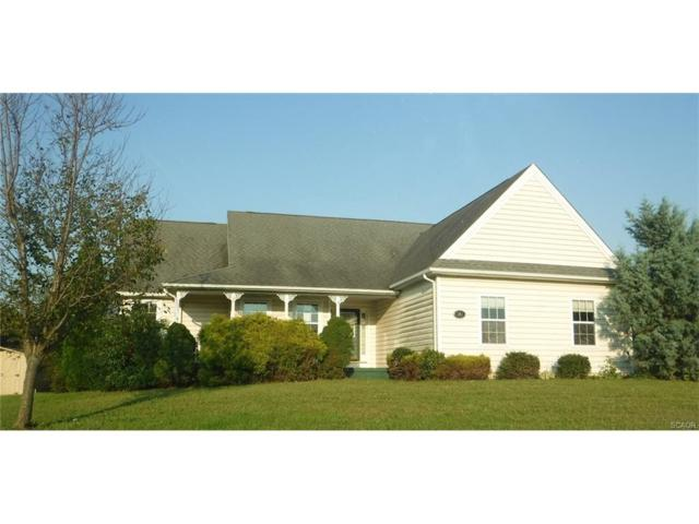 101 Ginger, Milford, DE 19963 (MLS #723772) :: The Don Williams Real Estate Experts