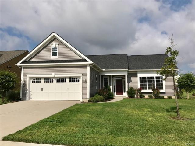 116 Blackburn St, Felton, DE 19943 (MLS #723833) :: The Don Williams Real Estate Experts