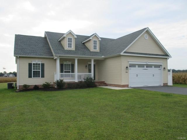 156 Evesboro, Milford, DE 19963 (MLS #723993) :: The Don Williams Real Estate Experts