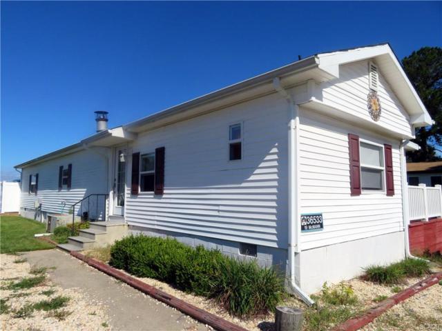 36533 Pebble Drive, Millsboro, DE 19966 (MLS #724204) :: Barrows and Associates