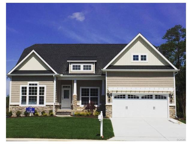 Lot 12 Quail Lane, Dagsboro, DE 19939 (MLS #724425) :: The Don Williams Real Estate Experts