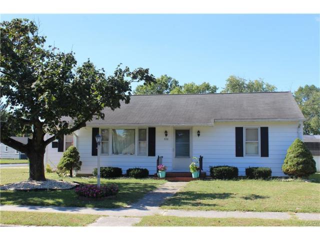 726 Magnolia Drive, Seaford, DE 19973 (MLS #724464) :: The Allison Stine Team