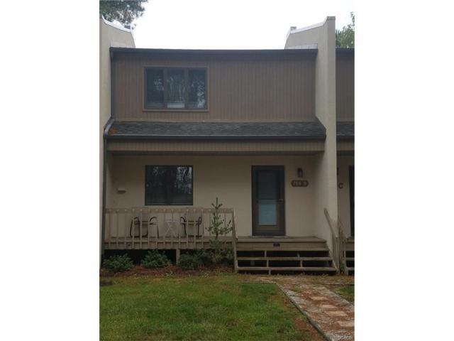 758B Salt Pond Road, Bethany Beach, DE 19930 (MLS #724718) :: Barrows and Associates