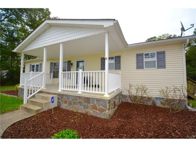 37385 Smithfield Acres Rd., Selbyville, DE 19975 (MLS #724839) :: The Don Williams Real Estate Experts