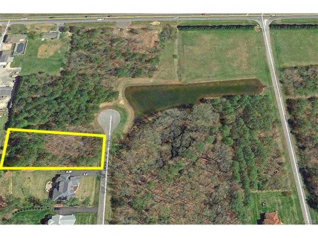 Lot 34 Den Drive #34, Milton, DE 19968 (MLS #724860) :: The Don Williams Real Estate Experts
