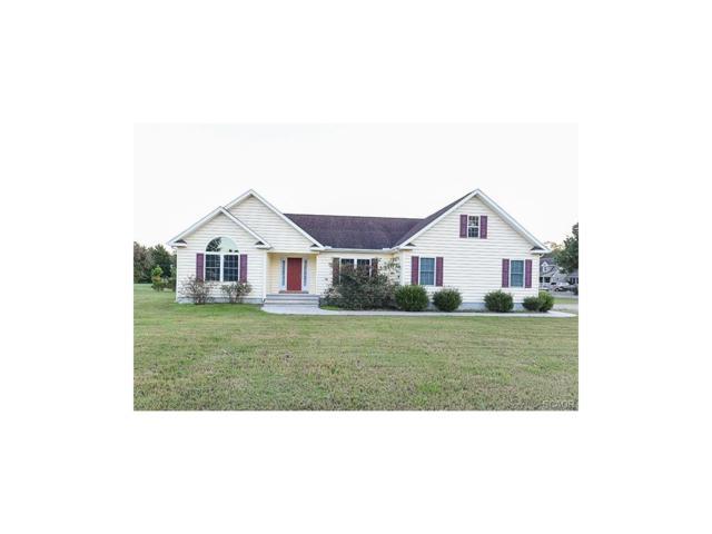 25381 Butler Mill, Seaford, DE 19973 (MLS #725086) :: Barrows and Associates