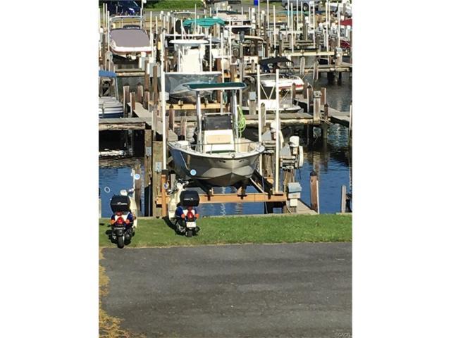 Slip 15 Whites Creek Marina, Ocean View, DE 19970 (MLS #725636) :: The Windrow Group