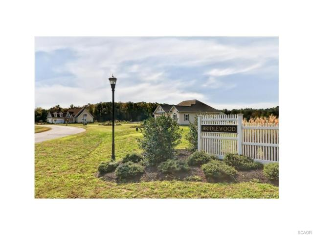 37 Bridlewood Road #37, Milton, DE 19968 (MLS #725696) :: The Don Williams Real Estate Experts