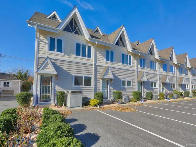11 Victoria Square, Rehoboth Beach, DE 19971 (MLS #725703) :: The Windrow Group