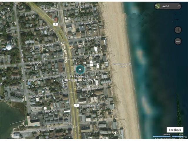 21 Saulsbury, Dewey Beach, DE 19971 (MLS #725765) :: The Windrow Group