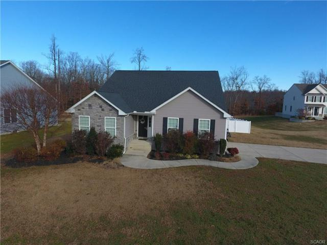 129 Star Light Lane, Milford, DE 19963 (MLS #725855) :: The Don Williams Real Estate Experts