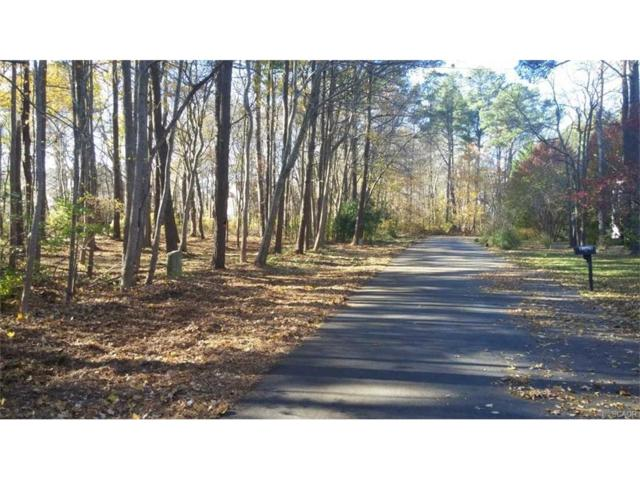 Lot 5 Ocean Pines Lane #5, Bethany Beach, DE 19930 (MLS #725876) :: The Don Williams Real Estate Experts