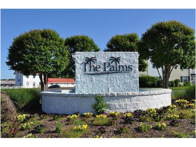 36501 Palm Drive #1301, Rehoboth Beach, DE 19971 (MLS #725964) :: RE/MAX Coast and Country