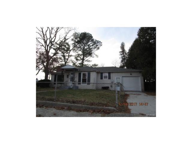 602 Elm, Laurel, DE 19956 (MLS #726048) :: The Windrow Group