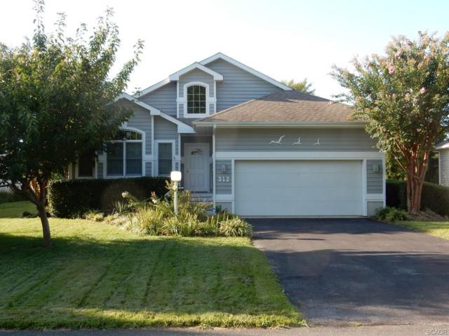 312 Walkabout, Bethany Beach, DE 19930 (MLS #726068) :: The Allison Stine Team