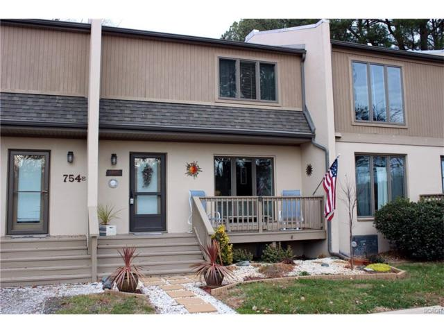 754C Salt Pond Rd, Bethany Beach, DE 19930 (MLS #726372) :: RE/MAX Coast and Country