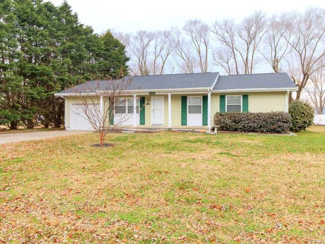 739 Hickman Dr, Ocean View, DE 19970 (MLS #726385) :: Barrows and Associates
