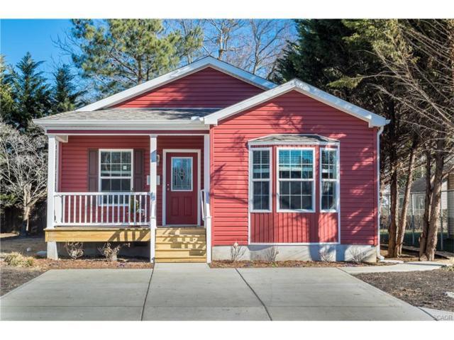 405 Cedar Street, Milton, DE 19968 (MLS #726638) :: Barrows and Associates