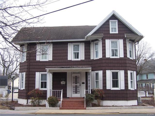 230 E Market Street, Laurel, DE 19956 (MLS #726832) :: Atlantic Shores Realty