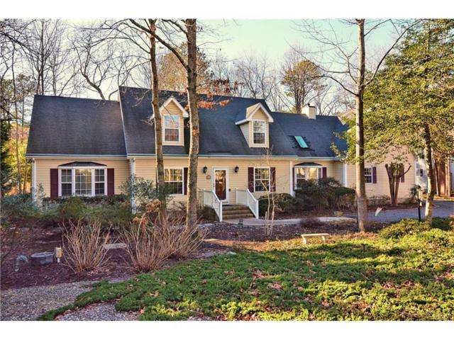 103 South Newport Way, Dagsboro, DE 19939 (MLS #726945) :: Barrows and Associates