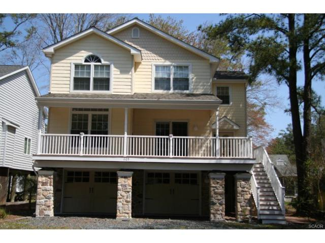 605 2ND ST, Bethany Beach, DE 19930 (MLS #727099) :: The Don Williams Real Estate Experts