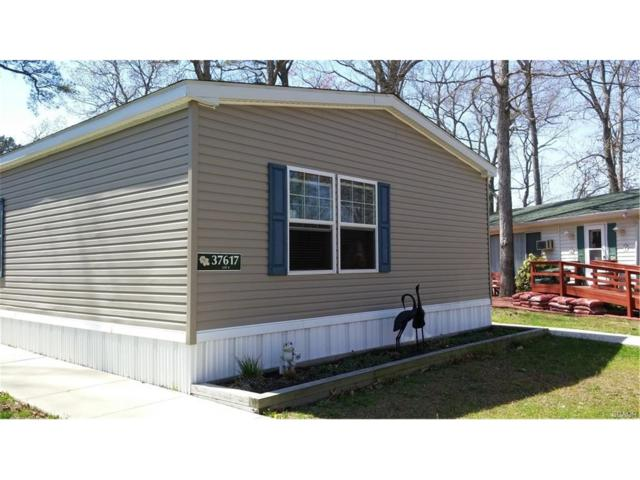 37617 Shady Cir, Selbyville, DE 19975 (MLS #727140) :: The Don Williams Real Estate Experts